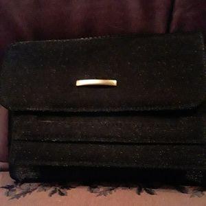 Nwot black wallet